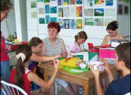 Programok a falusi iskolában